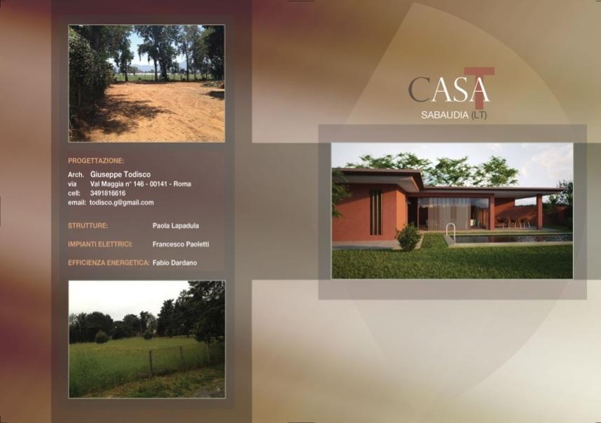 Brochure CASA T 1/2