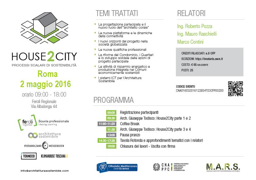 house2city_locandina_roma_02maggio2016_A4